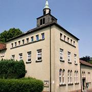 Friedenskirche am Humboldthain, Foto: B. Barfuß