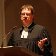 Oberkirchenrat Christoph Pistorius