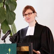 Pfarrerin Anja Collenberg