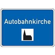 Autobahnkirche Bohum-Hamme
