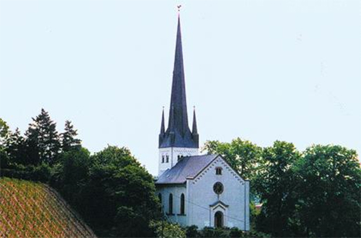 Autobahnkirche Waldlaubersheim