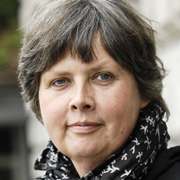Annette Faßbender, Flüchtlingsreferentin im Kirchenkreis An der Ruhr