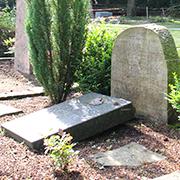 Archivbild Aubergfriedhof