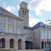 Rathaus Mülheim an der Ruhr. (Bild: Ralf Huels, CC BY-SA 3.0)