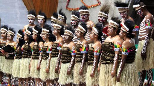 Reimai Youth Choir, Westpapua