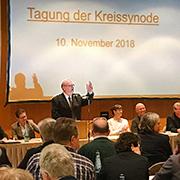 Archivbild: Kreissynode 2018